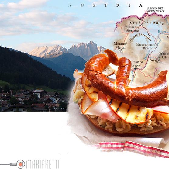 PRETZ-WICH: IL SANDWICH COME TIROLO COMANDA