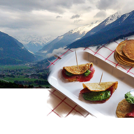 SOFT TACOS IN VALTELLINA